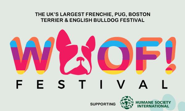 Woof festival logo