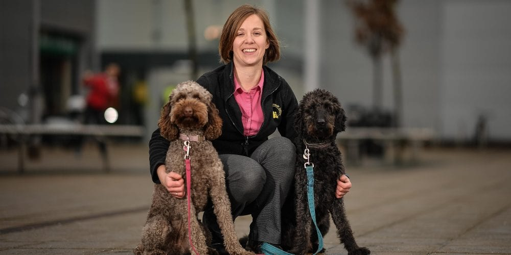 Veterinary Surgeon Philippa Bradley